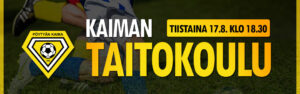 Read more about the article Kaiman taitokoulu
